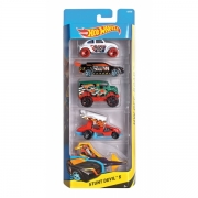 Hot Wheels 5-pack Basic
