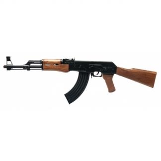 Kalashnikov, måske verdens mest berømte maskingevær