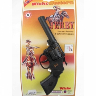 WickeWestern Jerry Revolver, 19,5 cm