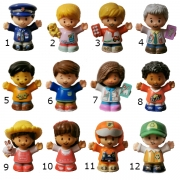 Fisher Price Little People Figur