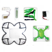 Valuepack for HUBSAN H108 Green