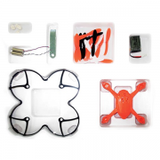 Valuepack for HUBSAN H108 Orange