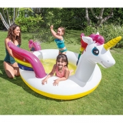 Intex Mystic Unicorn Spray Pool 151L