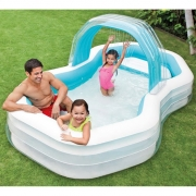 Intex Swim Center Family Cabana