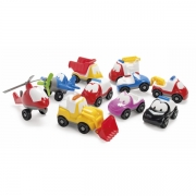 Dantoy Fun Cars Mix, 1 stk.