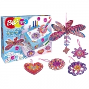 Blo Pens glitter and Glue Studio
