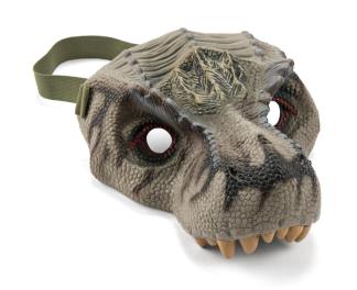 Legeland Toys Dinosaurus Maske I Flere Forskellige Farver