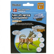 SmART Sketcher Learning Pack Dansk