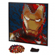 LEGO ART 31199 Marvel Studios Iron Man