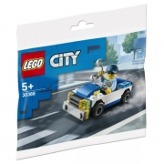 LEGO 30366 CITY Politibil