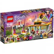 LEGO 41349 Friends Pitstop cafe