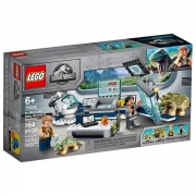 LEGO Jurassic World 75939 Dr. Wus laboratorium