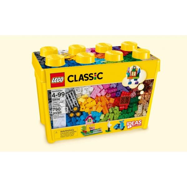 Lego Förvaring Huvud Stort ~ LEGO Classic 10698 Kreativt Byggeri Stort