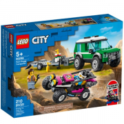 Lego City 60288 Racerbuggy Transporter