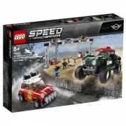 Lego Speed Champions 75894 Mini Cooper Sæt