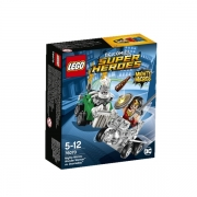 Lego Mighty Micros 76070 Wonder Woman mod Doomsday