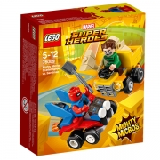 Lego Mighty Micros 76089 Scarlet Spider vs Sandman
