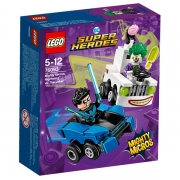 Lego Mighty Micros 76093 Nightwing vs Joker