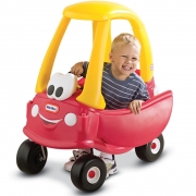 Little Tikes Coupe gåbil