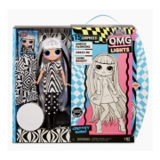 LOL Surprise OMG Doll Lights Series Beatnik Babe