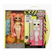 LOL Surprise OMG Doll Lights Series Glitter Queen