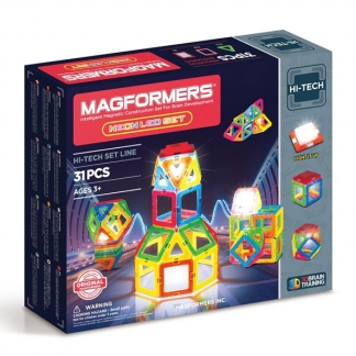 Magformers 3043 Neon LED