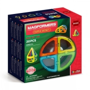 Magformers 3044 Curve 20