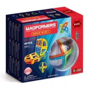 Magformers 3045 Curve 40