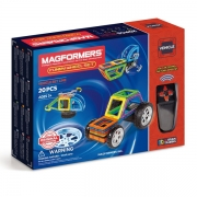 Magformers 3055 RC Funny Wheel