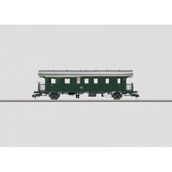Fin Detaljeret Passagervogn Fra M 228 Rklin Installeret