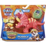 Paw Patrol Dino Pups Rubble og Triceratops