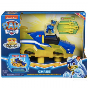 Paw Patrol Chases Charged up Deluxe Køretøj