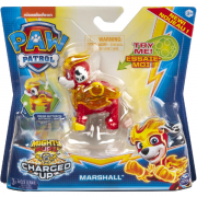 Paw Patrol Mighty Hero Pup Charged Up Marshall