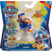 Paw Patrol Mighty Hero Pup Charged Up Zuma