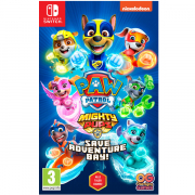 PAW Patrol Mighty Pups Save Adventure Bay Nintendo Switch
