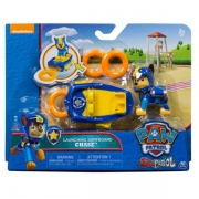 Paw Patrol Chase med Launching Surfboard