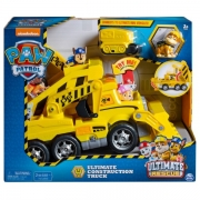Paw Patrol Ultimate Contruction Truck