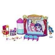 My Little Pony Equestria Girls Minis Biograf Legesæt