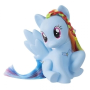 My Little Pony Rainbow Dash Styling hoved