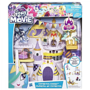 My Little Pony the movie Canterlot Slottet