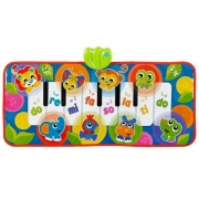 PLaygro Jumbo Jungle Piano Måtte