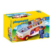 Playmobil 1.2.3 6773 Bus