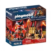 Playmobil 70228 Novelmore Burnham Raiders Fire Master