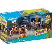 Playmobil 70363 Scooby Doo Aftensmad med Stubbe