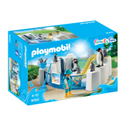 Playmobil Family Fun 9062 Pingvin Enclosure