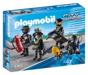 Playmobil City Action 9365 SWAT-Team