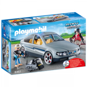 Playmobil 9361 SWAT-Civilvogn