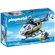 Playmobil 9361 SWAT-Helikopter