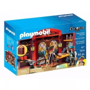 Playmobil 5658 Pirat Skjulested i Legeboks