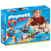 Playmobil 9328 Legekort med Pirattema